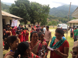 2nd Paila, 13 June, 2015.